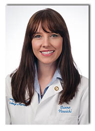 Diana Nicole Nowicki, PharmD PGY1 Pharmacy Resident at John H. Stroger, Jr. Hospital of Cook County