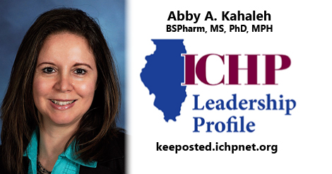 ICHP Leadership Profile - Abby A. Kahaleh BPharm, MS, PhD, MPH