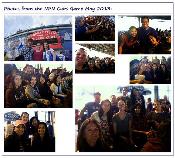 NPN Cubs game photos