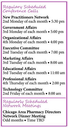 Regularly Scheduled