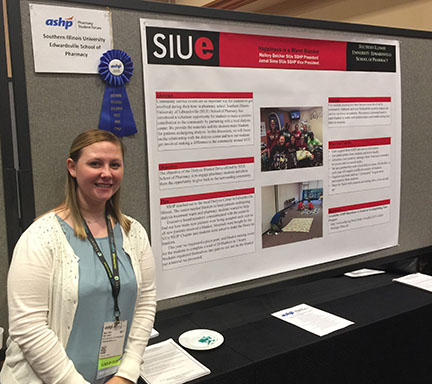 SIUE Has a Successful Year at ASHP Midyear