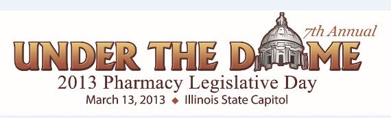 Under the Dome 2013 Pharmacy Legislative Day