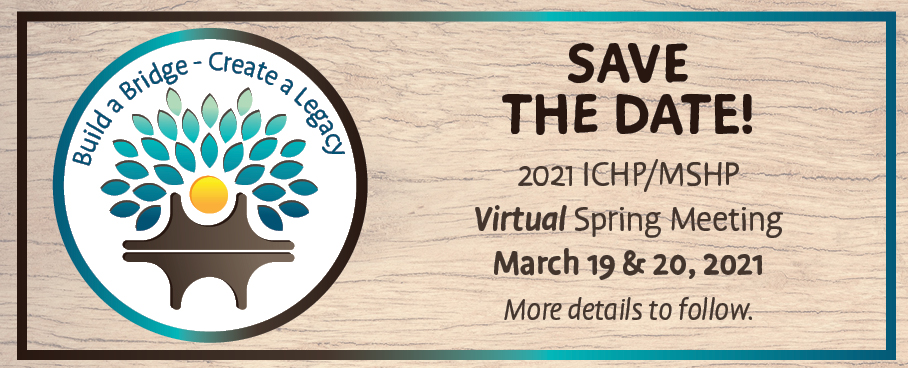 Spring Meeting Save the Date