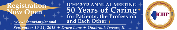 Jul2013 - ICHP 2013 Annual Meeting